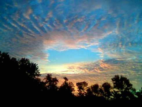 sky opening